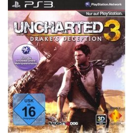 Uncharted 3 Drakes Deception (PS3) PlayStation 3