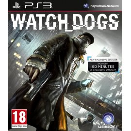 Watch Dogs (PS3) PlayStation 3