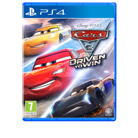 Cars 3: Driven to Win (PS4) PlayStation 4