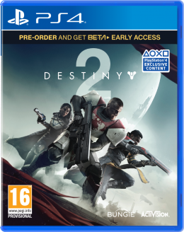 Destiny 2 playstation-4