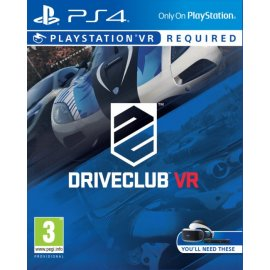 DriveClub VR - PlayStation 4 (PSVR) PlayStation 4