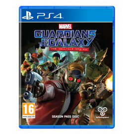 Marvel's Guardians of the Galaxy: The Telltale Series (PS4) PlayStation 4