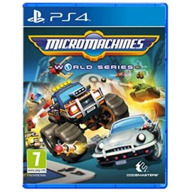 Micro Machines World Series (PS4) PlayStation 4