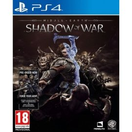 Middle-earth: Shadow of War - Playstation 4 PlayStation 4
