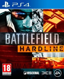 Battlefield: Hardline - Playstation 4 playstation-4