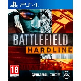 Battlefield: Hardline - Playstation 4 PlayStation 4