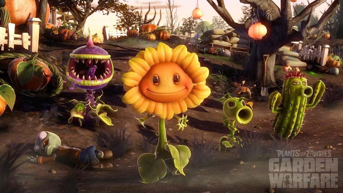 Plants Vs Zombies Garden Warfare Playstation 4 J T Kok