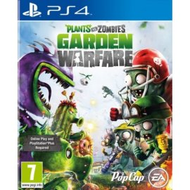 Plants VS Zombies Garden Warfare - Playstation 4 PlayStation 4
