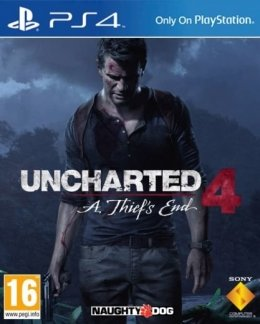 Uncharted 4 A Thiefs End PS4 playstation-4