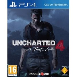 Uncharted 4 A Thiefs End Standard Plus Edition (PS4) PlayStation 4