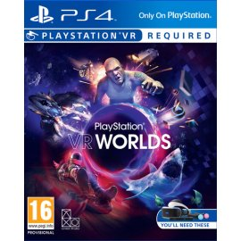 PlayStation VR Worlds - PlayStation 4 (PSVR) PlayStation 4