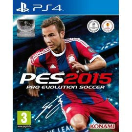 Pro Evolution Soccer 2015 (PES 15) PlayStation 4