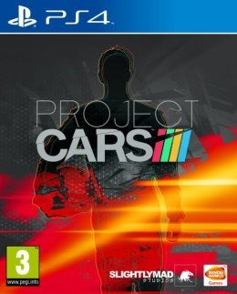 Project Cars playstation-4