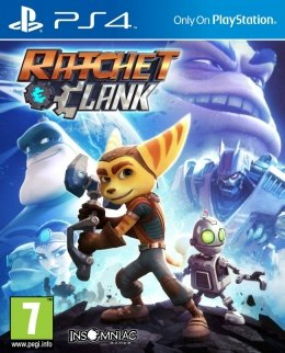 Ratchet and Clank - Playstation 4 playstation-4