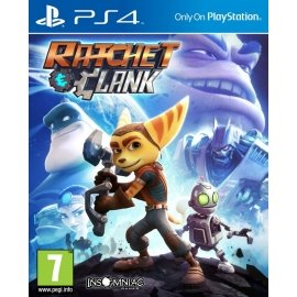 Ratchet and Clank - Playstation 4 PlayStation 4