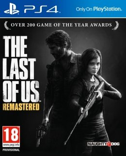 The Last of Us Remastered - Playstation 4 playstation-4