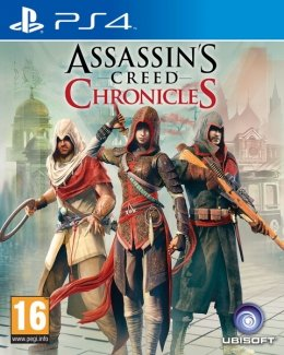 Assassins Creed Chronicles playstation-4