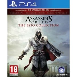 Assassin's Creed Ezio Collection (AC2, Brotherhood, Revelations) - Playstation 4 PlayStation 4