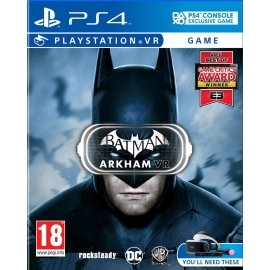 Batman Arkham VR (PlayStation VR) (PS4) PlayStation 4