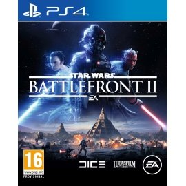 Star Wars Battlefront II (2) (PS4) PlayStation 4