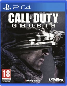 Call of Duty: Ghosts (CoD) (PS4) playstation-4