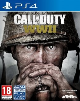 Call of Duty WWII (2) playstation-4