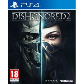 Dishonored 2 (PS4) PlayStation 4