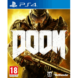 Doom (PS4) PlayStation 4