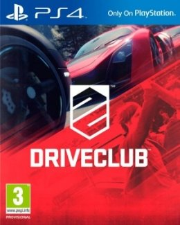 DriveClub PS4 playstation-4