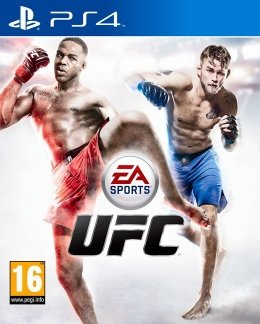 EA Sports UFC playstation-4