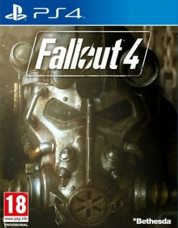 Fallout 4 - Playstation 4 playstation-4