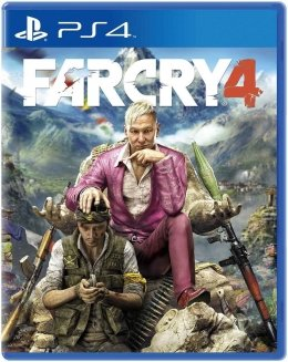 Far Cry 4 playstation-4