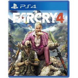 Far Cry 4 (PS4) PlayStation 4