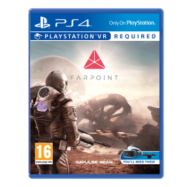 Farpoint - Playstation 4 (PSVR) PlayStation 4