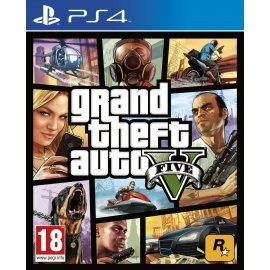 Grand Theft Auto V (GTA 5) (PS4) PlayStation 4