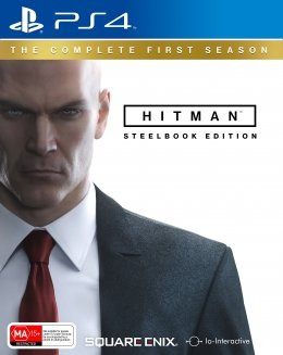 Hitman The Complete First Season Edition (PS4) playstation-4