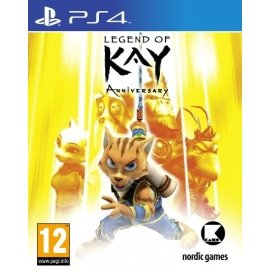 Legend of Kay Anniversary - Playstation 4 PlayStation 4