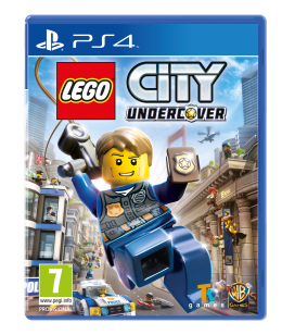 LEGO City Undercover playstation-4