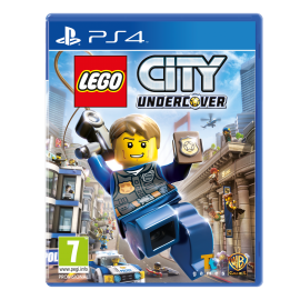 LEGO City Undercover (PS4) PlayStation 4