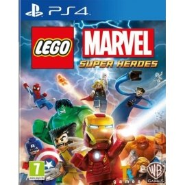 Lego Marvel Super Heroes (PS4) PlayStation 4