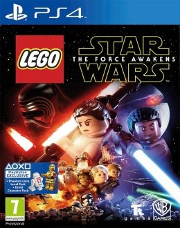 Lego Star Wars The Force Awakens (PS4) playstation-4