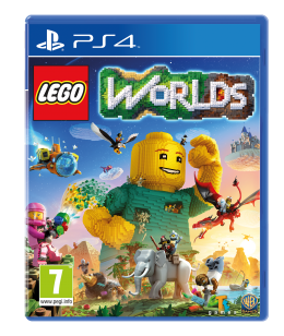 Lego Worlds (PS4) playstation-4