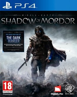 Middle-Earth: Shadow of Mordor playstation-4