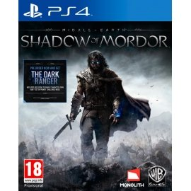 Middle-Earth: Shadow of Mordor - Playstation 4 PlayStation 4