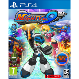 Mighty No. 9 Day One Edition PlayStation 4