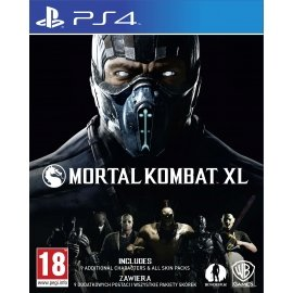 Mortal Kombat XL (PS4) PlayStation 4
