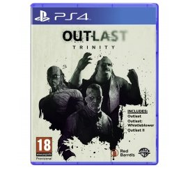 Outlast Trinity (PS4) PlayStation 4