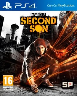 Infamous: Second Son playstation-4