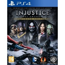 Injustice Gods Among Us Ultimate Edition - Playstation 4 PlayStation 4