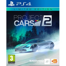 Project Cars 2 Limited Edition (PS4) PlayStation 4